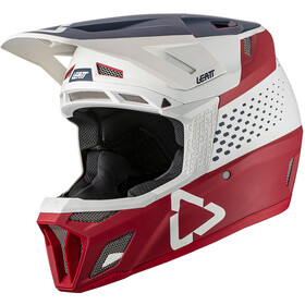 Leatt DBX 8.0 Composite Helm chilli